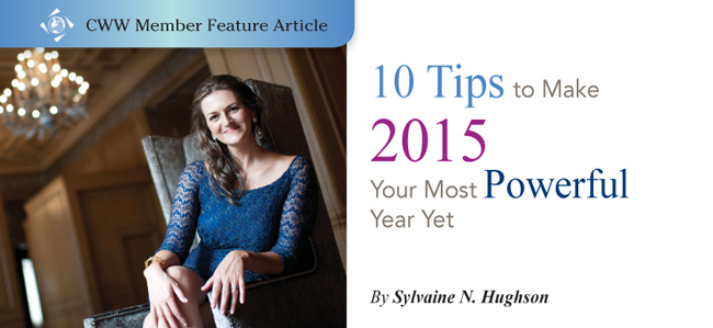 10 Tips to Make 2015 Your Most Powerful Year Yet