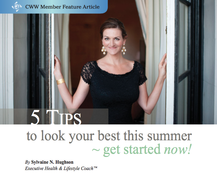 5 tips to look your best this summer